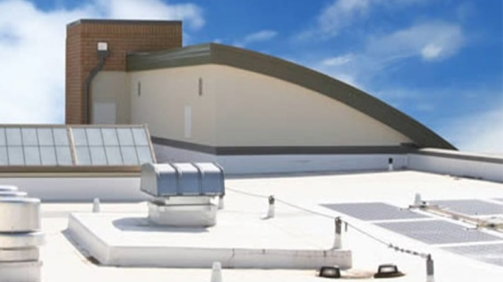 leaking-roof-polyurea-roof-coating-expandothane